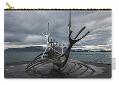 The Sun Voyager, Reykjavik, Iceland Carry-all Pouch