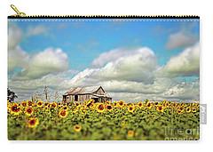 The Sunflower Farm Carry-all Pouch