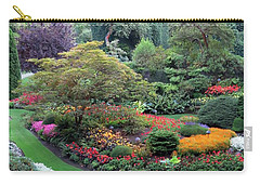 The Sunken Garden Carry-all Pouch