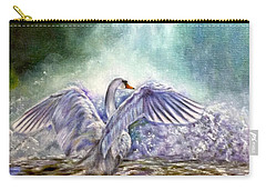 The Swan's Song Carry-all Pouch