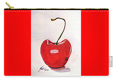 The Sweet Taste Of Summer Carry-all Pouch by Angela Davies