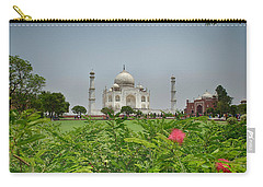 The Taj Mahal Carry-all Pouch