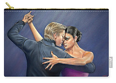 Tango Carry-all Pouch by Rosemary Colyer