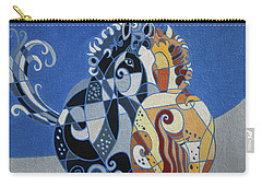 The Tao Of Friendship Carry-all Pouch
