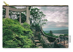 The Temple Walkway Carry-all Pouch by Jessica Jenney