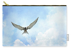 The Tern - Elegance In Flight Carry-all Pouch