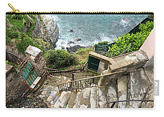 The Terrace Steps Carry-all Pouch