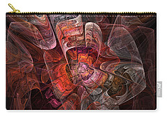 The Third Voice - Fractal Art Carry-all Pouch