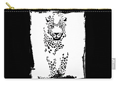 The Three Musketeers - Leopard Carry-all Pouch