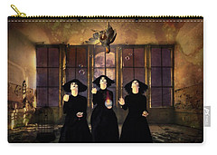 The Three Witches Carry-all Pouch