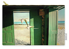 Carry-all Pouch featuring the photograph The Thruway by Diana Angstadt