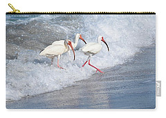 The Tide Of The Ibises Carry-all Pouch