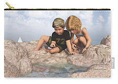 The Tide Pool Carry-all Pouch