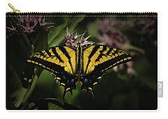 The Tiger Swallowtail Carry-all Pouch