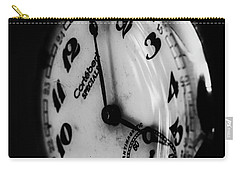 The Time Carry-all Pouch by Edgar Laureano