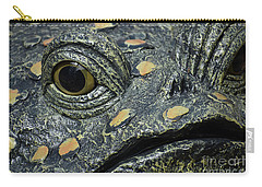 The Toad In The Garden Carry-all Pouch
