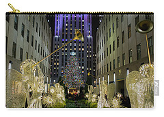 The Tree At Rockefeller Plaza Carry-all Pouch