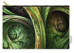 The Tree Of Life Carry-all Pouch by Olga Hamilton
