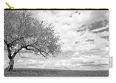The Tree On The Hill Carry-all Pouch