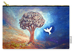 The Tree Carry-all Pouch by Winsome Gunning