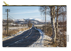 The Trossachs National Park In Scotland Carry-all Pouch