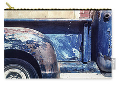 The Truck In Abstract Paint Carry-all Pouch
