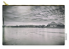 Carry-all Pouch featuring the photograph The Trump State by Edward Kreis