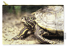 The Turtle Carry-all Pouch by Dan Sproul