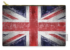 The Union Jack Carry-all Pouch by JC Findley