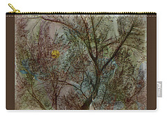 The Universe In A Tree Carry-all Pouch