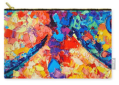 The Unknown Carry-all Pouch by Ana Maria Edulescu