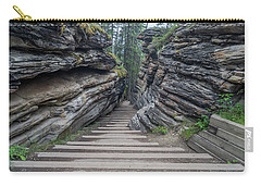The Unknown Path Carry-all Pouch by Alpha Wanderlust