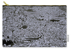 The Urban City Carry-all Pouch by Shaun Higson