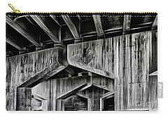 Carry-all Pouch featuring the photograph The Urban Jungle by Brad Allen Fine Art