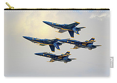 The U.s. Navy Blue Angels Carry-all Pouch