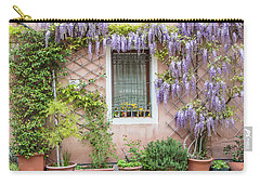 The Venice Italy Window  Carry-all Pouch