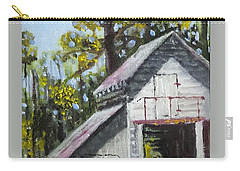 The Verona Barn Carry-all Pouch by Jim Phillips
