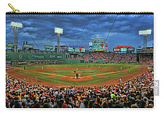 The View From Behind Home Plate - Fenway Park Carry-all Pouch