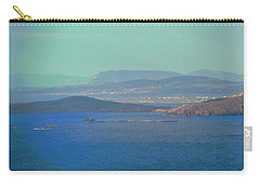 The View From Horn Head Carry-all Pouch by Stephanie Moore