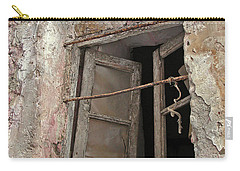 Carry-all Pouch featuring the photograph The View Inside 2  by Lynda Lehmann