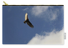 The View  Carry-all Pouch by Kim Henderson