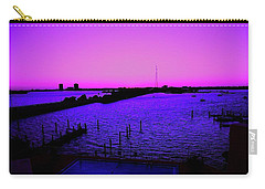 The Purple View  Carry-all Pouch