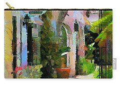 The Villa Carry-all Pouch by Wayne Pascall