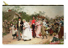 The Village Wedding Carry-all Pouch