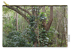Carry-all Pouch featuring the photograph The Vines by Gary Smith