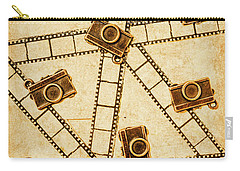 The Vintage Photo Gallery Carry-all Pouch