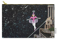 The Violinist And The Dancer Carry-all Pouch
