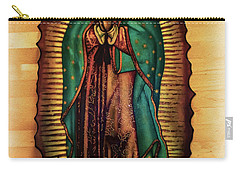 The Virgin Of Guadalupe  Carry-all Pouch