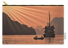 The Voyage Ha Long Bay Vietnam  Carry-all Pouch