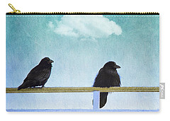 The Wait Carry-all Pouch by Priska Wettstein